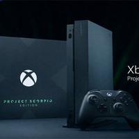 Bemutatkozott a limitált Xbox One X, de nagyon vérszegény eresztés lett