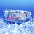 Lefagynak az iPhone X-ek ha kimész a hidegbe velük