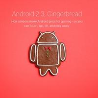 Leáldozott neki! - Android Gingerbread