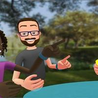 Már nem is kell találkozni a barátainkkal, megjött a Facebook virtuális valósága