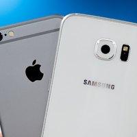 Az Apple lenyomta a Samsungot