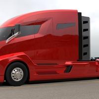 Itt az elektromos kamion - Nikola One
