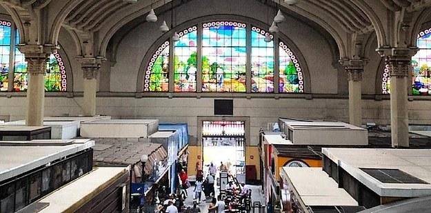 Mercado Municipal (Brazília), a kereskedelem temploma