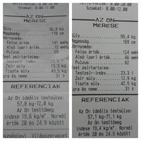 Emberkísérlet - Lássuk mire jó a diéta - Eredményhirdetés