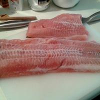 Tejfölös harcsapaprikás - A hal adja a másikat