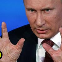 Oroszországot alienek vezetik