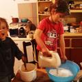 Kinder madár a tejben