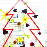 DIY: Ablakomba, ablaaakomba....karácsonyfa