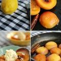 A Szerelem étkei: grillezett őszibarack édes habbal, pezsgővel
