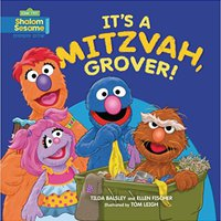 :BEST: It's A Mitzvah, Grover! (Sesame Street: Shalom Sesame). Occasion another Points Erste Denver knife compania