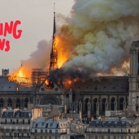 A borvilág is beszállt a Notre-Dame újraépítésébe