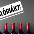 Hány kalória van egy pohár borban?