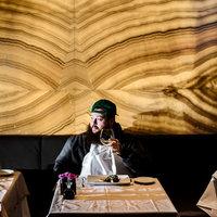 A rapper a bling-bling helyett a puritán borokat választja