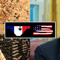 Úgy vágott oda a francia újságíró Trumpnak, hogy kettőt csattant