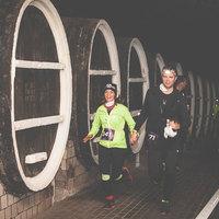 10K futást rendeztek a világ leghosszabb pincéjében