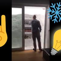 A sok hónak van egy ilyen előnye is: saját hűtő