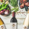Balatoni ételek, helyi borokkal kísérve