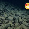 Az évszázad pezsgőszállítmányát találták meg 100 méterrel a víz alatt