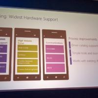 Még több hardvert fog támogatni a WP8.1