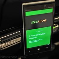 WP8 alkalmazás a mai Xbox esemény megtekintéséhez
