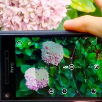 Nokia Pro Cam egy HTC 8X-en