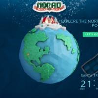 A NORAD már az Internet Explorer segítségével követi a mikulást