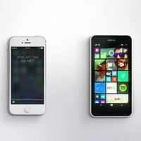 A Microsoft a Sirit ekézi az új WP 8.1 reklámban – videóval