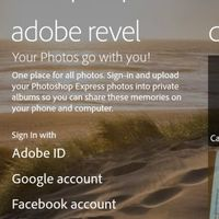 Adobe Photoshop Express már Windows Phone-ra is