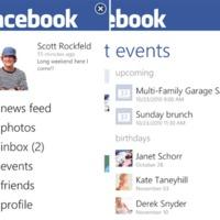 Frissült a hivatalos Facebook alkalmazás is WP-re