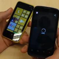 Nokia Lumia 620 vs ZTE Blade 3 – videóval