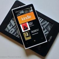 Kindle olvasó WP8-on is