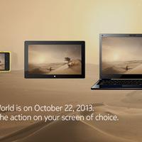 Nokia Show 2013. október 22., Abu Dhabi