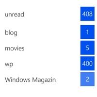 NewsSpot RSS-olvasó