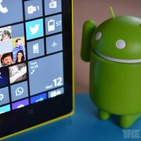 Androidos alkalmazások Windows Phone 8-on?