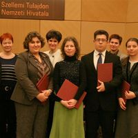 Az SZTNH óravázlatíró pályázatának nyertesei átvették díjaikat