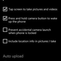 Teljes értékű Skydrive kép- és videófeltöltés végre minden WP8 felhasználónak