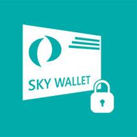 Sky Wallet, a jelszóőr