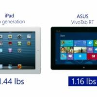 A Microsoft tovább gyilkolja az iPadet – videóval