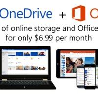Jelentős növekedés a OneDrive tárhelyen