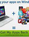 Androidos alkalmazások Windows 8-ra – videóval
