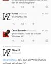 Minden jelenlegi WP8-as telefonon menni fog a Windows 10?