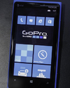 GoPro app Windows Phone 8-ra
