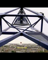 Londoni mozgó-képeslap egy toronydaru tetejéről - Lumia 920