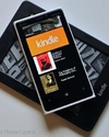Kindle olvasó WP8-on is
