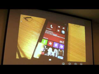 A Nokia Lumia 920 és a WP8 újdonságai Velvárt András jóvoltából