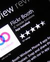 A Flickr Booth legújabb frissítése