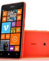 Nokia 625 – Közepesen átsütve