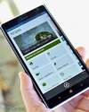 Bing Receptek Beta Windows Phone-ra