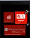 Windows Phone SDK 7.8 frissítés