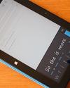 Kézírás felismerés a Surface Pro-ban – videóval